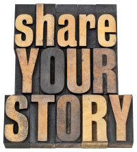 bigstock-share-your-story-phrase--isol-36405169