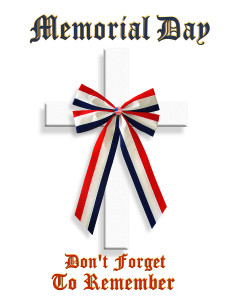 Bigstock-Memorial-Day-Cross-And-Ribbon-4890443-240x300