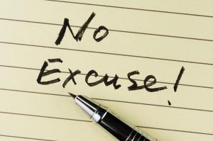 Bigstock-No-Excuse-43132936-300x199