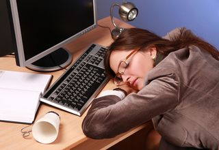 Bigstock-beautiful-businesswoman-asleep-16933931