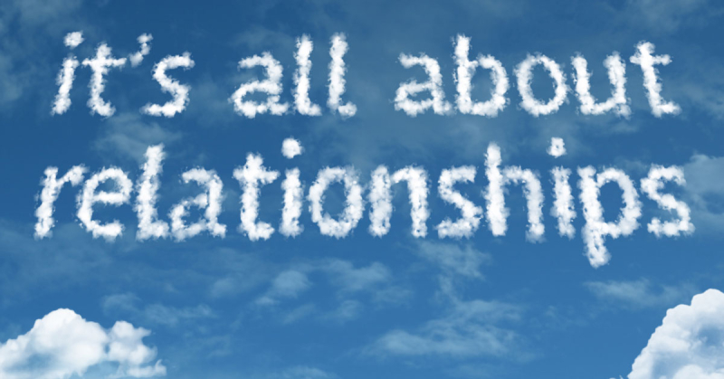 Its-all-about-relationships